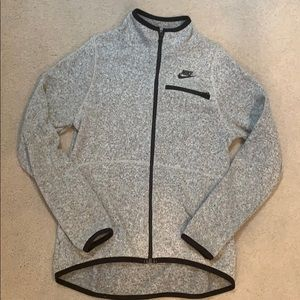 Nike Zippered Sweatshirt